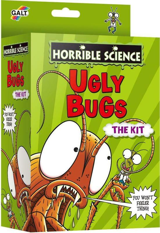 GALT HORRIBLE SCIENCE UGLY BUGS