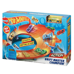 Hot Wheels Action Drift Master Champion - Toyworld