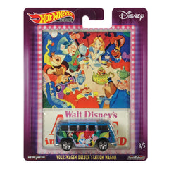HOT WHEELS DISNEY COLLECTION VOLKSWAGEN DELUXE STATION WAGON