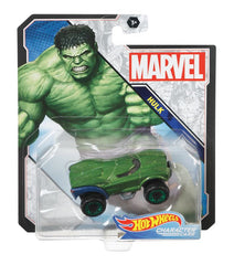 Hot Wheels Studio Character Cars Marvel Hulk - Toyworld