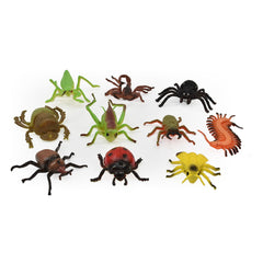 Insect World 10 Piece Figure Set - Toyworld