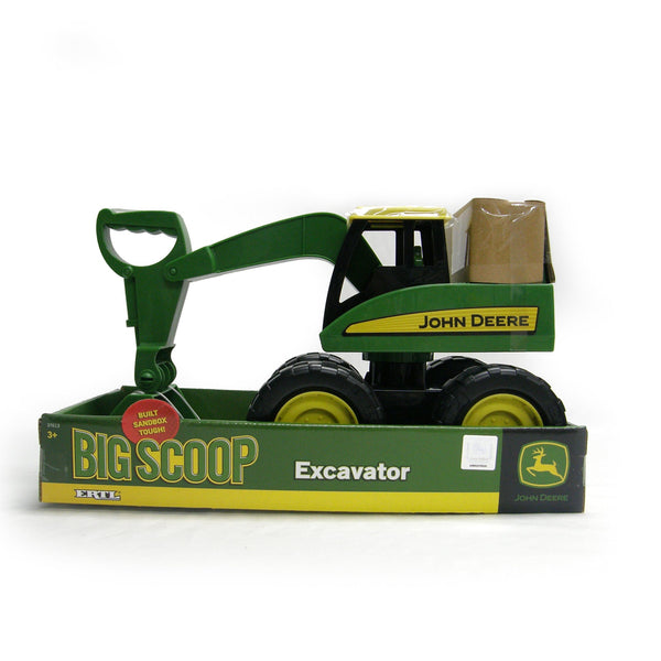 JOHN DEERE 38CM BIG SCOOP EXCAVATOR
