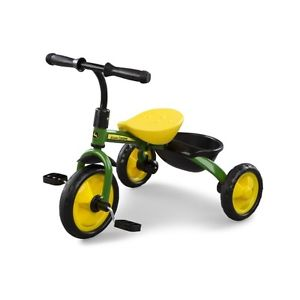 John Deere Steel Tricycle - Toyworld