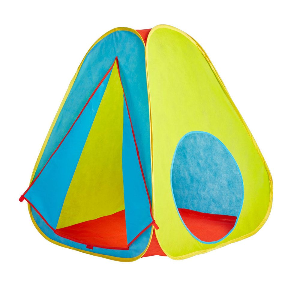 Kid Active Pop Up Play Tent - Toyworld