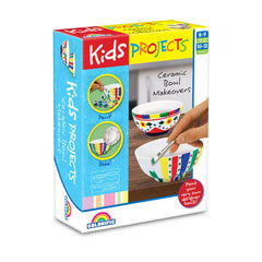 Kids Projects Ceramic Bowls Makeovers Img 1 - Toyworld