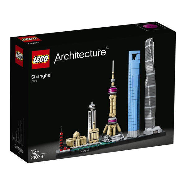 Lego Architecture Shanghai 21039 - Toyworld