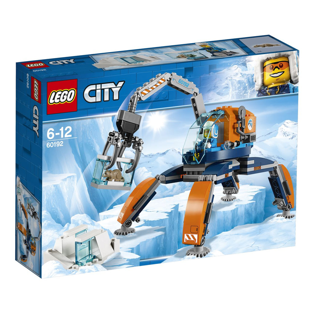 Lego City Arctic Ice Crawler 60192 - Toyworld