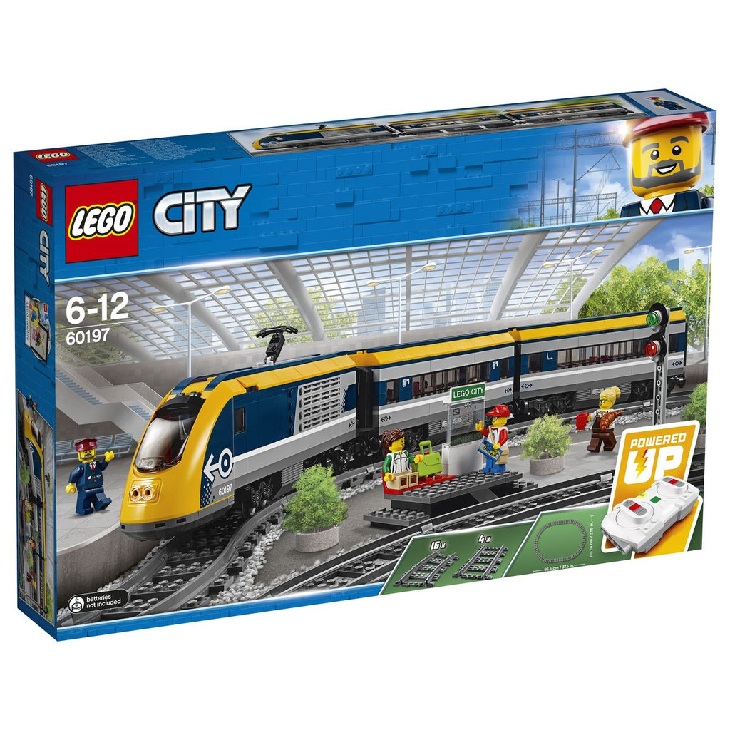 Lego City Passenger Train 60197 - Toyworld