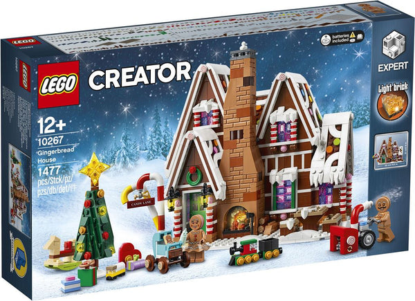 LEGO 10267 CREATOR GINGERBREAD HOUSE