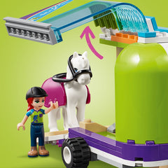 Lego Friends Mias Horse Trailer 41371 Img 4 - Toyworld