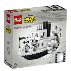 Lego Ideas Steamboat Willie 21317 - Toyworld