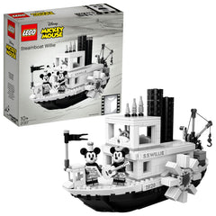Lego Ideas Steamboat Willie 21317 Img 2 - Toyworld