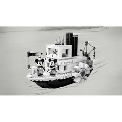 Lego Ideas Steamboat Willie 21317 Img 3 - Toyworld