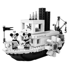 Lego Ideas Steamboat Willie 21317 Img 4 - Toyworld
