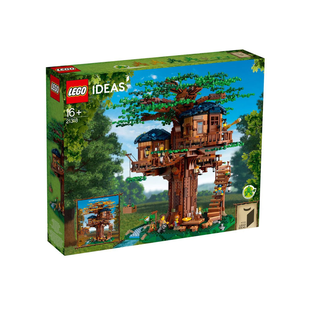 Lego Ideas Tree House 21318 - Toyworld