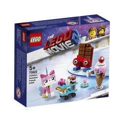 LEGO 70822 LEGO MOVIE 2 UNIKITTYS SWEETEST FRIENDS EVER