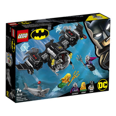 Lego Super Heroes Batman Batsub & The Underwater Clash 761:16 - Toyworld