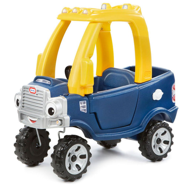 LITTLE TIKES COZY TRUCK LIGHT BLUE