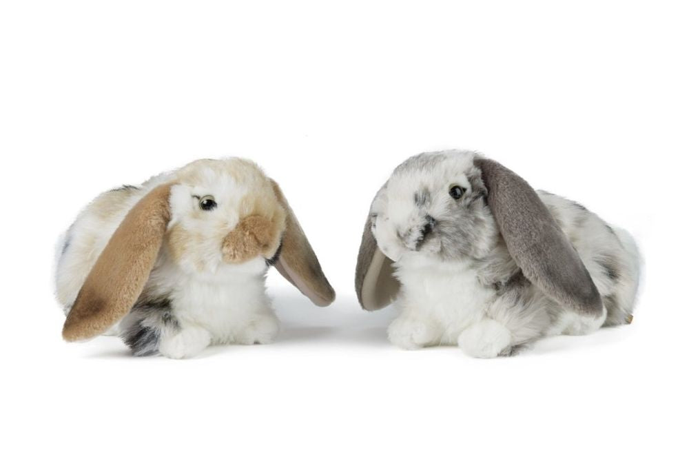 LIVING NATURE DUTCH LOP EARED RABBITS (ASSORTED STYLES)