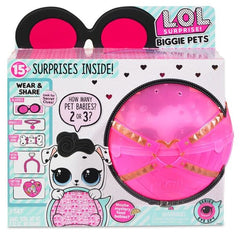 Lol Surprise Biggie Pets Dollmation - Toyworld
