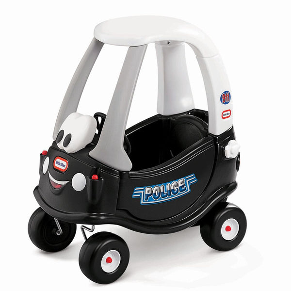 LITTLE TIKES COZY COUP PATROL POLICE CAR