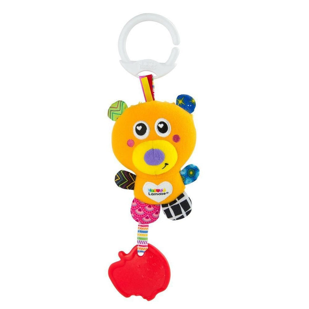 Lamaze Basha The Bear - Toyworld