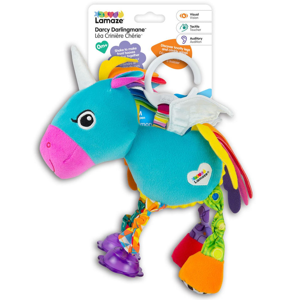 Lamaze Darcy Darlingmane - Toyworld