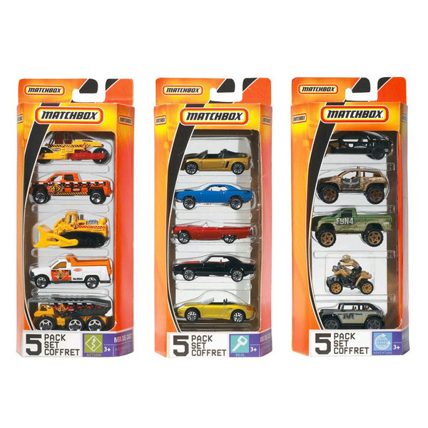 Mb 5 Pack - Toyworld