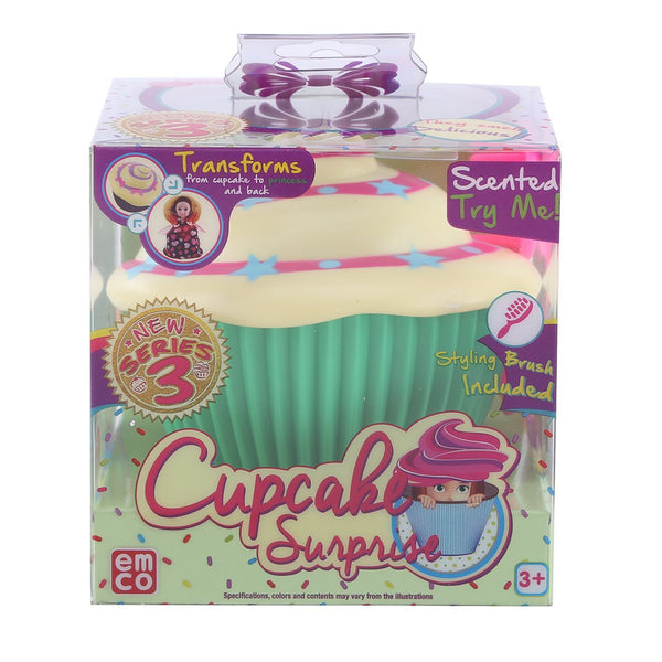 Cupcake Surprise Medium Wave 3 Assorted Styles - Toyworld