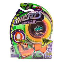 Micro Wheels Stunt Pack Series 1 Assorted Styles Img 1 - Toyworld