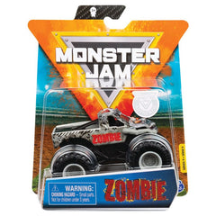 Monster Jam 1:64 Diecast Trucks Zombie - Toyworld