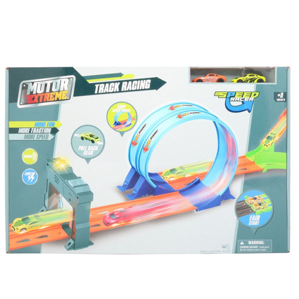 Motor Extreme Track Racing 2 Loops - Toyworld