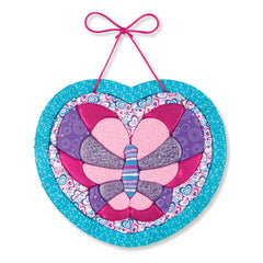 Melissa Doug Quilting Made Easy Butterfly Img 1 - Toyworld