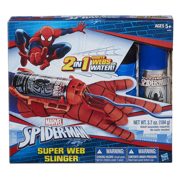 Spiderman Super Web Slinger - Toyworld