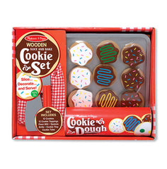 Melissa Doug Slice Bake Cookie Set - Toyworld