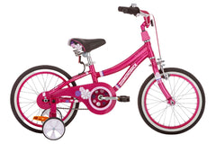 DIAMOND BACK MINI DELLA CRUZ CRUISER BIKE EASY AS 40CM 16IN PINK