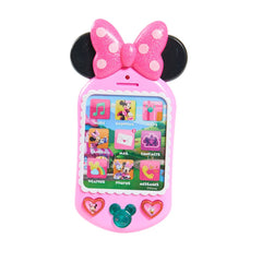 Minnie Bow Tique Why Hello Cell Phone - Toyworld