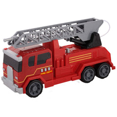 Motor Extreme Lights Sounds Fire Engine & Garbage Truck Img 1 - Toyworld