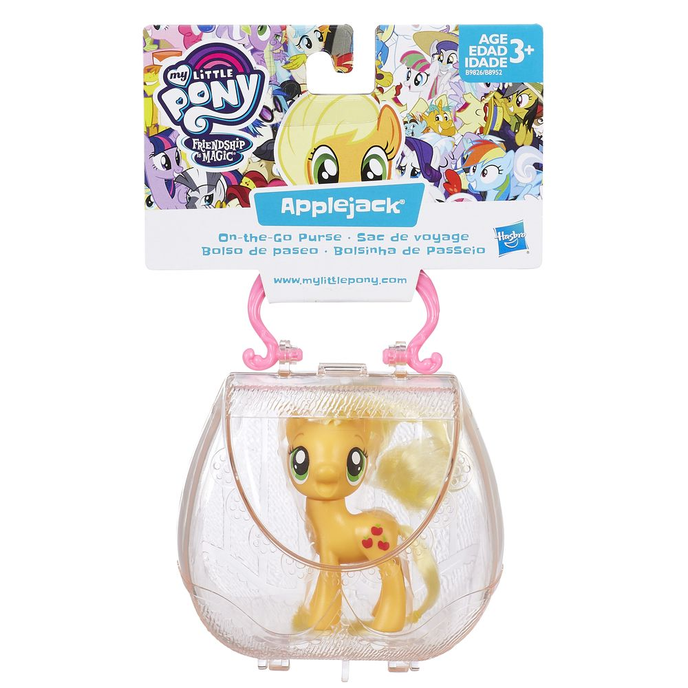 MLP ON THE GO PURSE APPLEJACK - Toyworld