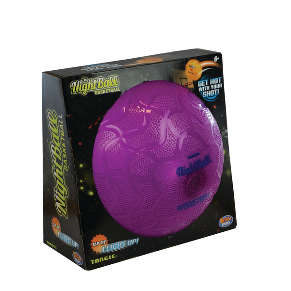 NIGHTBALL BASKETBALL MAGENTA