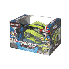 Nikko Nano Traxx Vehicle Green - Toyworld