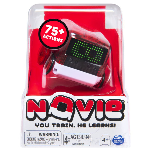 NOVIE ROBOT RED
