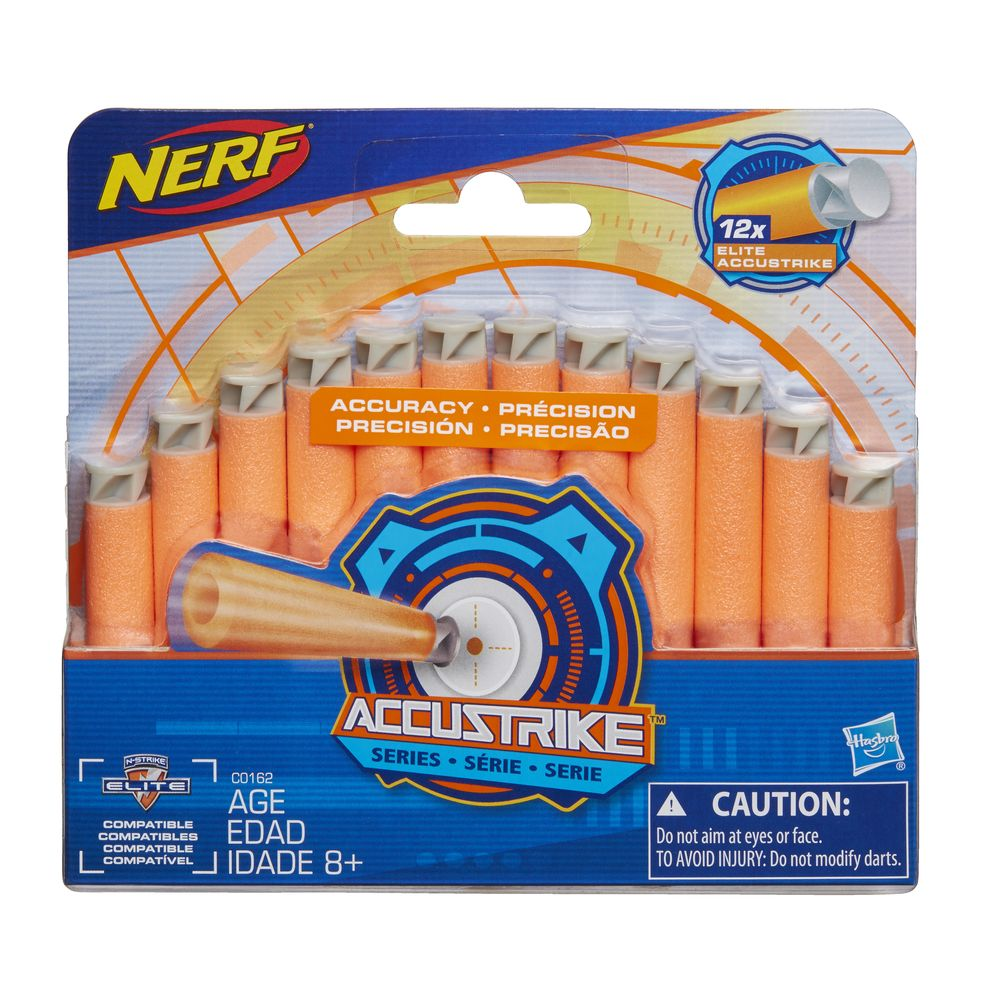Nerf Accustrike Darts - Toyworld