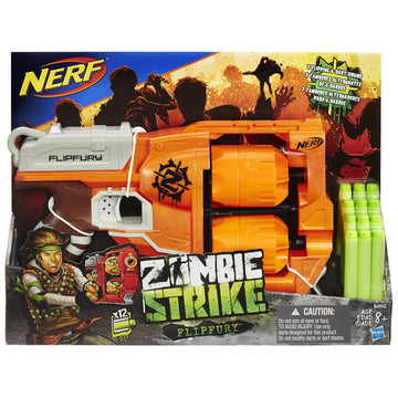 NERF ZOMBIE STRIKE FLIP FURY - Toyworld
