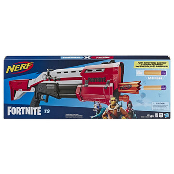 Nerf Fortnite Ts Pump Action Dart Blaster - Toyworld