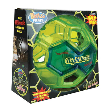 Nightball Mini Soccer - Toyworld