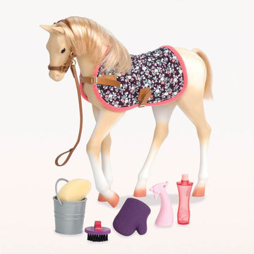 Our Generation Horse Palomino Foal For 18 Doll - Toyworld