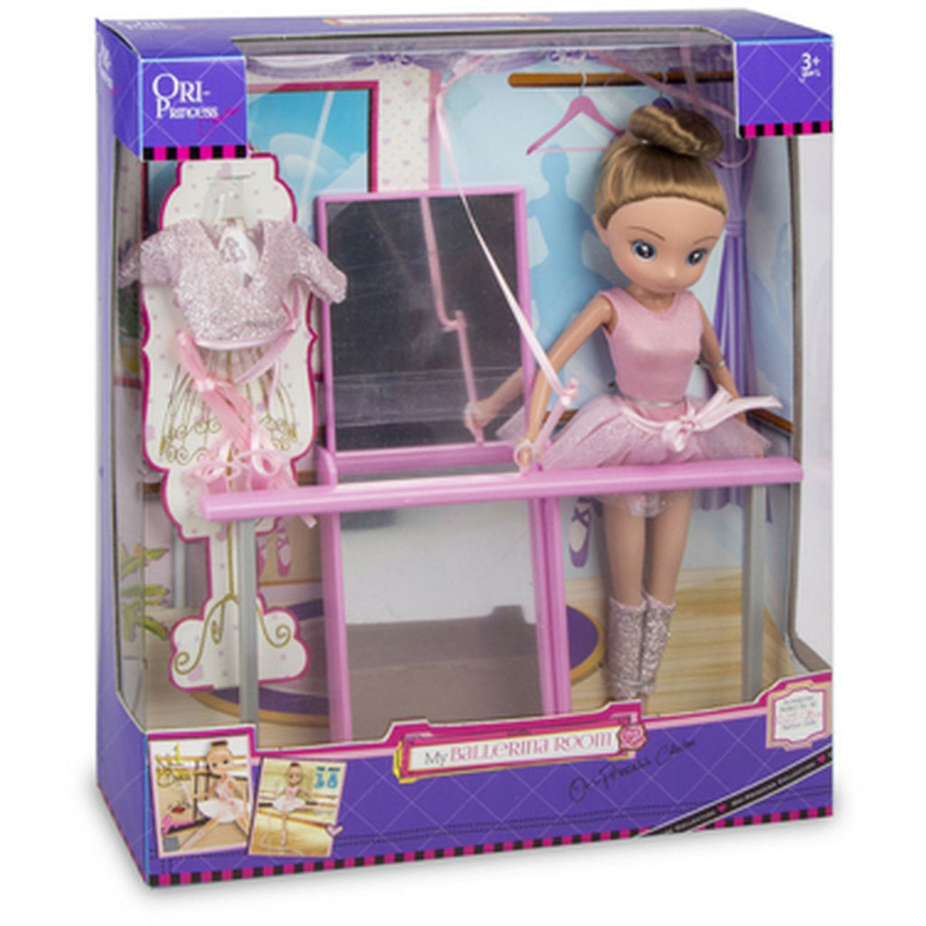 Ori Princess My Ballerina Room - Toyworld