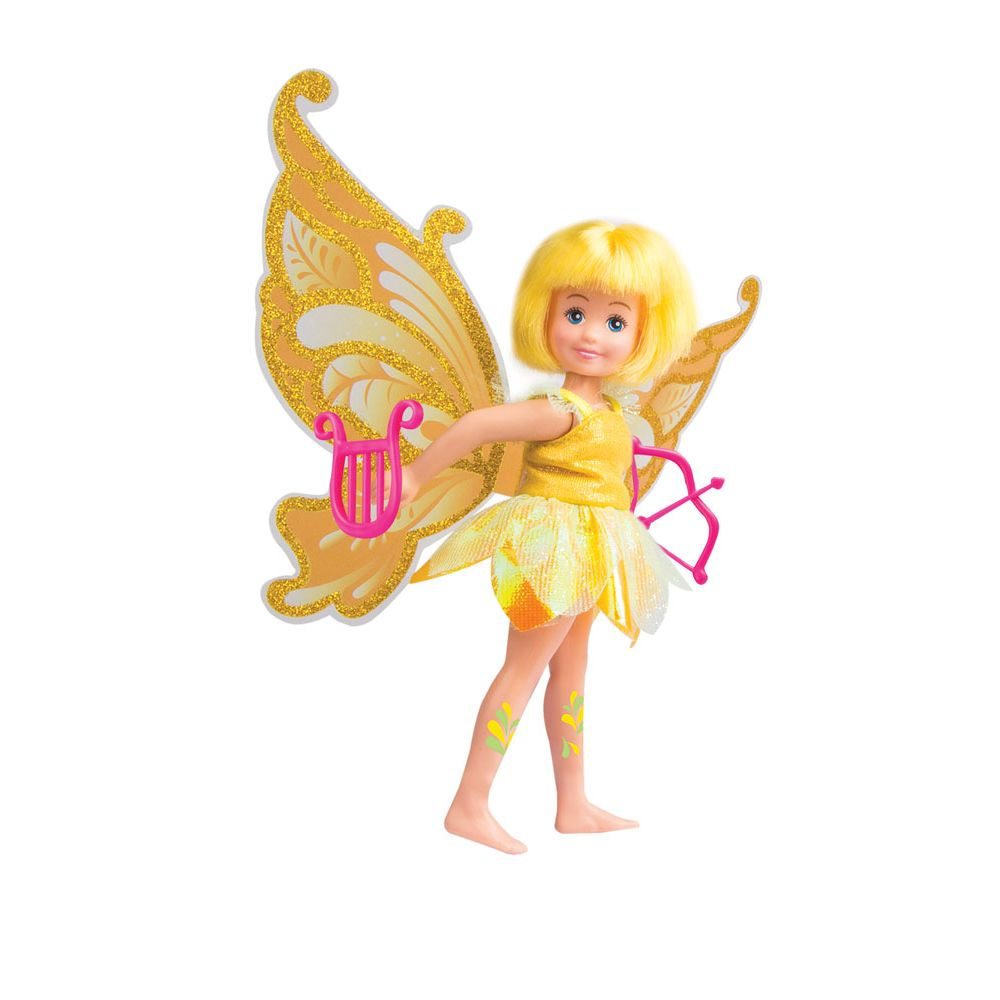 Paula My Fantasy Fairy Yellow - Toyworld