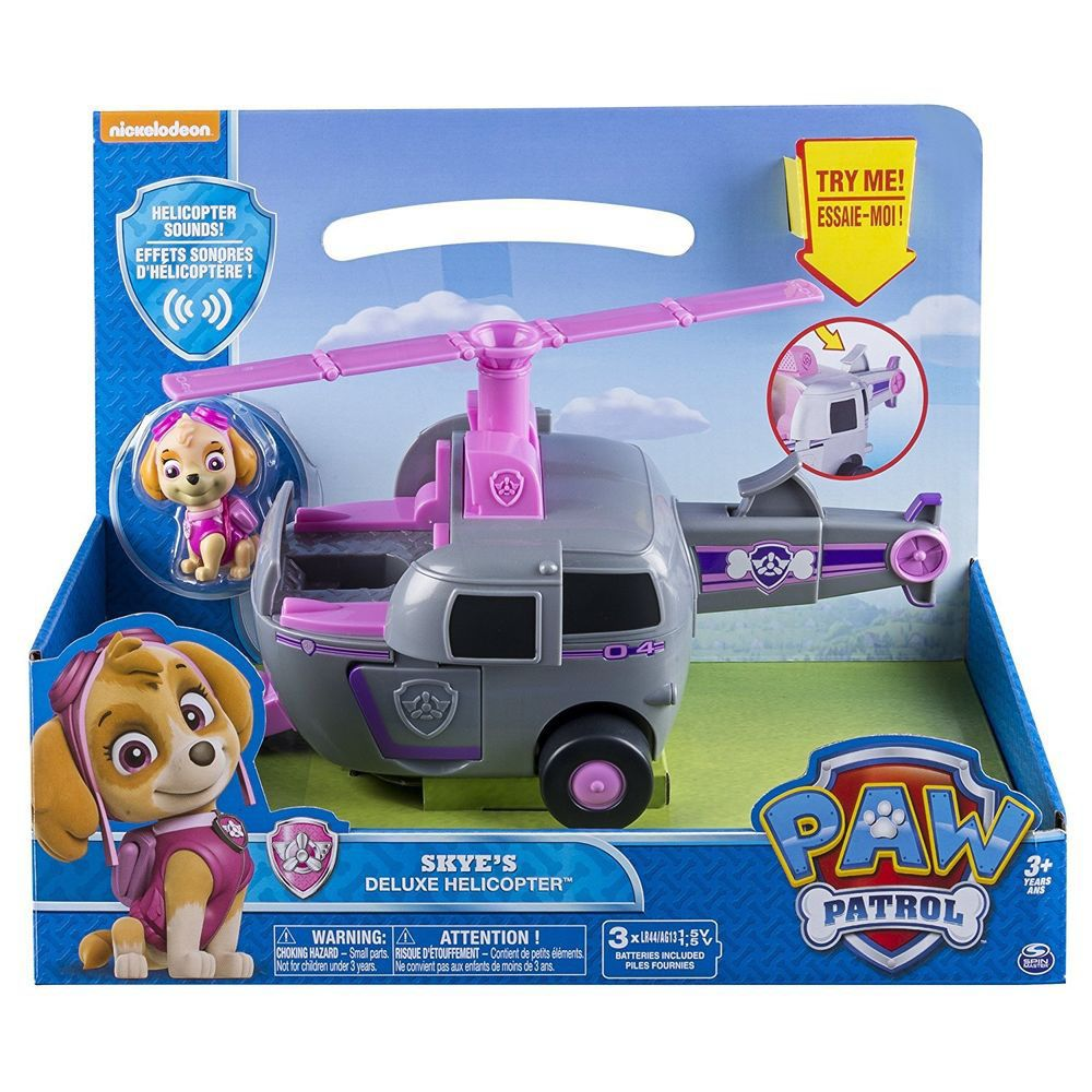 Paw Patrol Feature Vehicle Skye - Toyworld